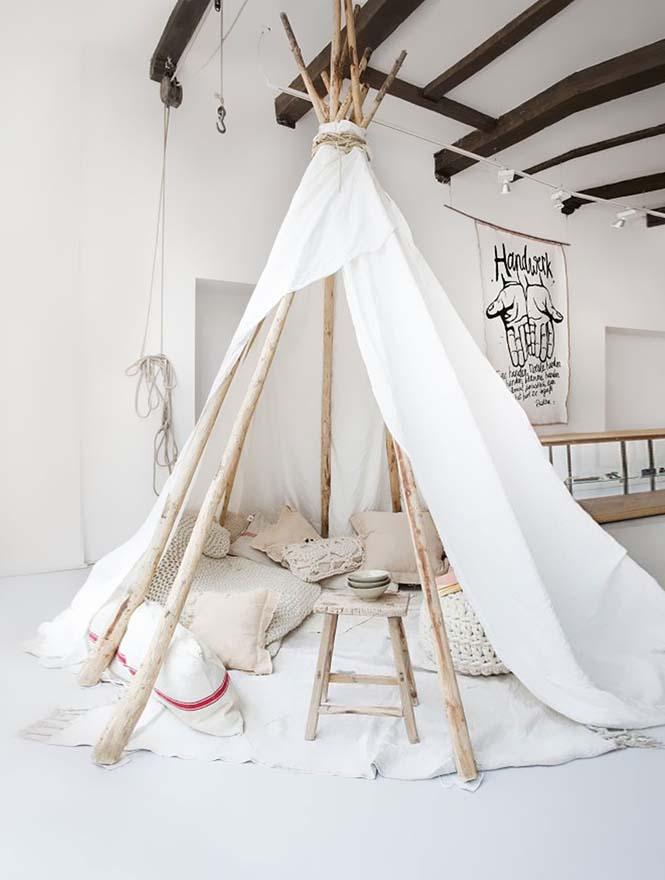 Δημιουργικές ιδέες για παιδικά δωμάτια (8)