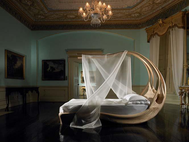 Πρωτότυπα και περίεργα κρεβάτια (10)