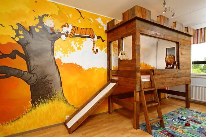 Δημιουργικές ιδέες για παιδικά δωμάτια (4)