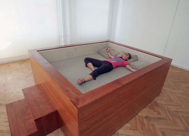 Πρωτότυπα και περίεργα κρεβάτια (32)