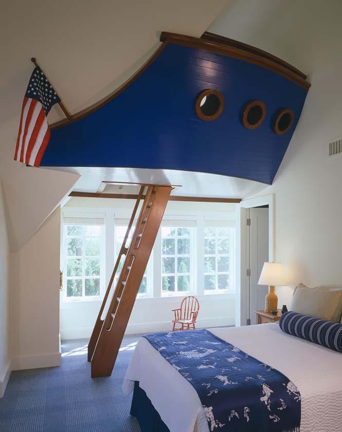 Δημιουργικές ιδέες για παιδικά δωμάτια (17)